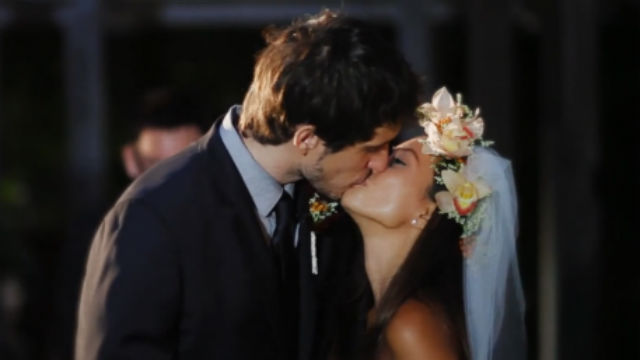 Kitchie Nadal And Carlos Lopez S Wedding Video