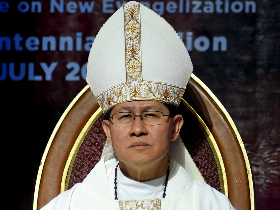 Pope Francis appoints Cardinal Tagle as member of Vatican central bank