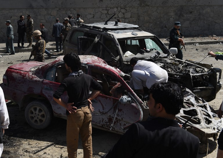 Three including foreigner killed in Kabul suicide attack