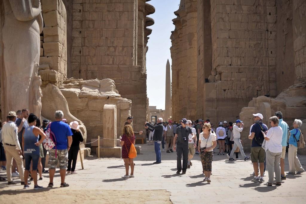 Egypt S Fragile Tourism Sector Braces For Coronavirus Impact