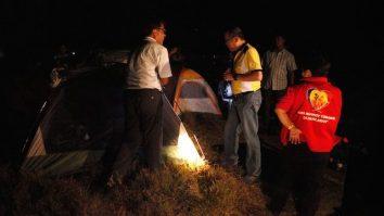 Noynoy Aquino in Bohol after quake