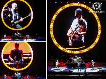 U2 Joshua Tree Tour Philippines
