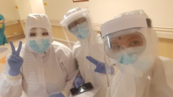 Frontliners Bastillo Hospital