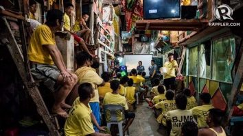 Inside Manila City Jail