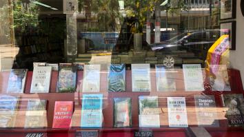 La Solidaridad bookstore