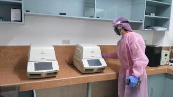 PCR machines Legazpi