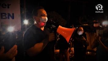 Bacolod Solidarity Rally