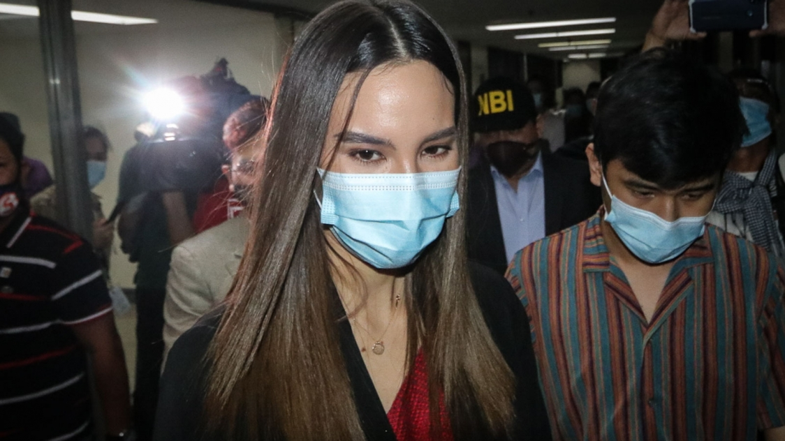 Catriona Gray seeks legal action against person spreading