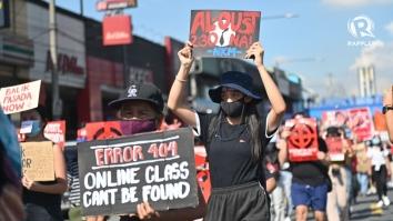 SONA 2020 protest