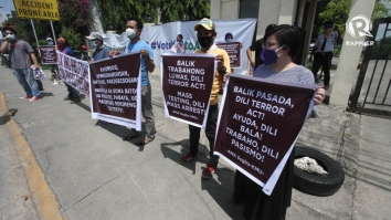 Cebu SONA protest