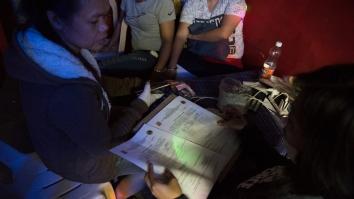 rescue operation in San Jose del Monte, Bulacan