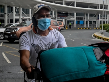 STRANDED. Greg Tabulod left the Philippines on board a Chinese fishing vessel on December 26, 2018. With little internet access on board the ship, he did not know there was a pandemic until in May this year.