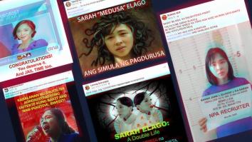 Screenshots of attacks vs Elago