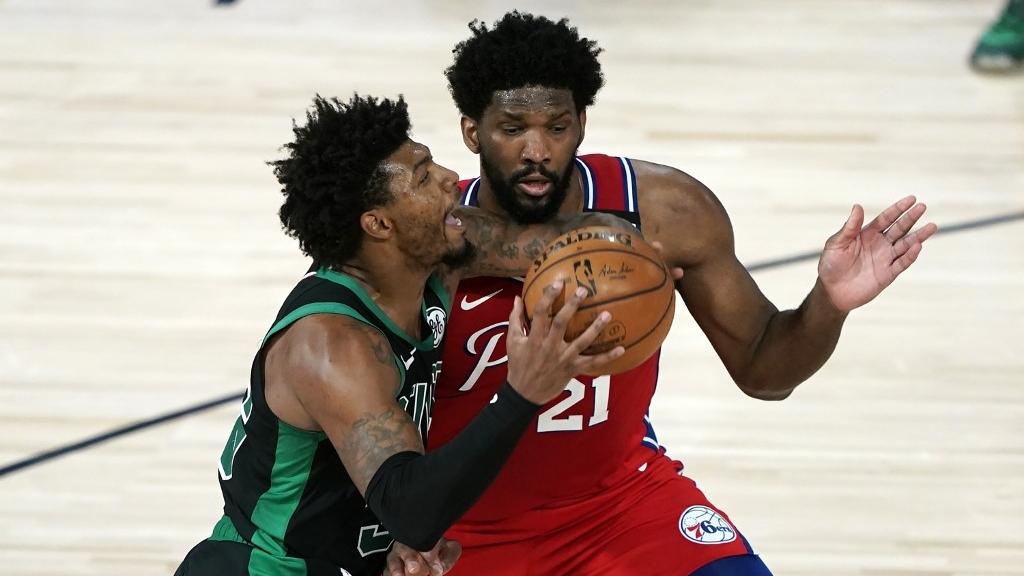 Celtics vs Sixers: Process in peril - Rappler