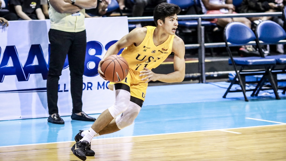 Cansino Breaks Silence On UST Departure Says He Got