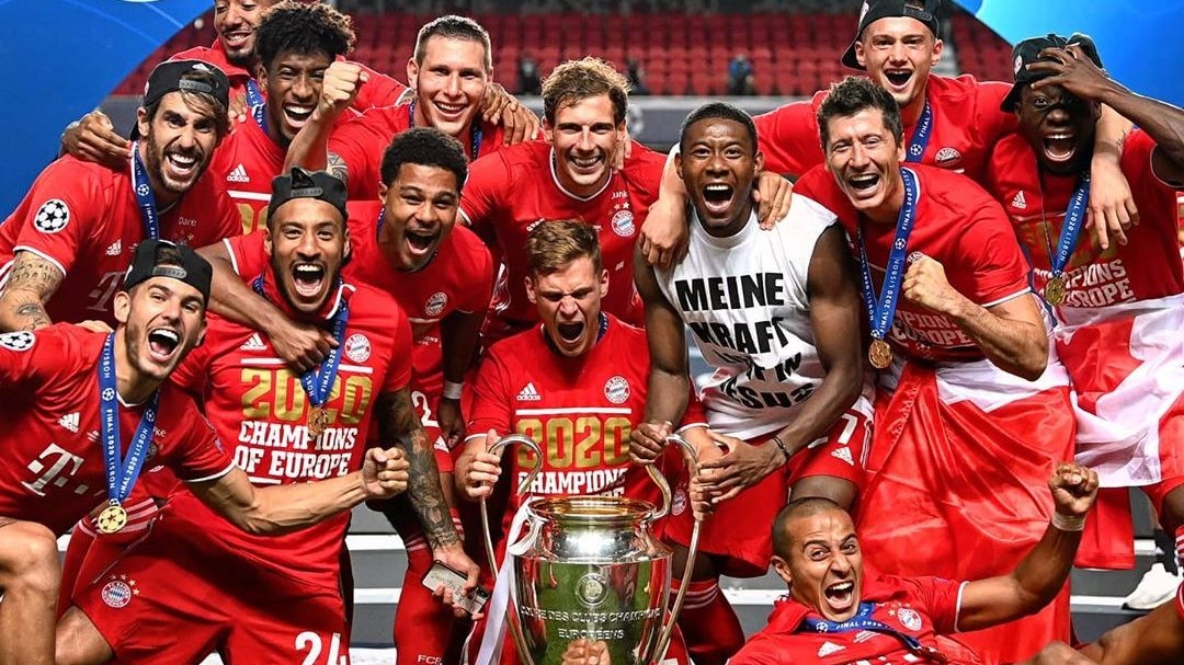 Bayern worthy winners in strangest Champions League season
