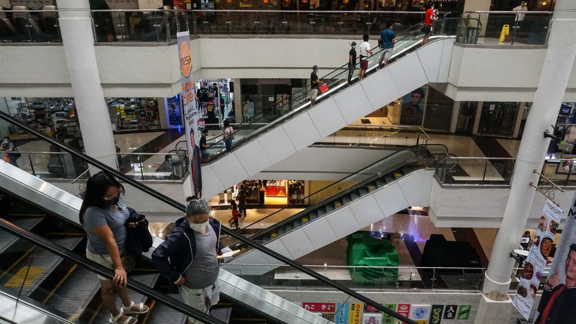 Malls are likely to shrink, while hotels may turn into offices. Meanwhile, touri