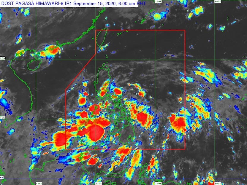 LPA triggers rain in parts of Luzon, Visayas, Mindanao - Rappler