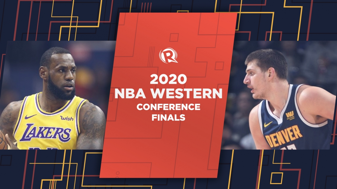 LIVE UPDATES: Lakers vs Nuggets - NBA Western Finals 2020 ...