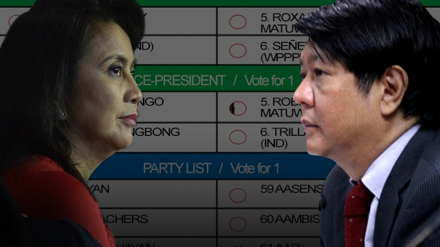 So what if the SC asked the Comelec to weigh in on the VP protest? - Rappler