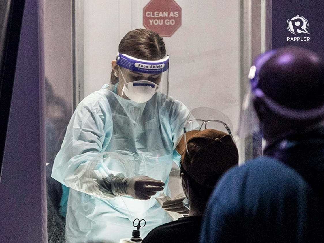 Red Cross stops free coronavirus tests due to P930-M PhilHealth debt - Rappler