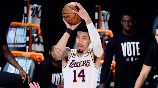 Danny Green Fires Back At Critics As Lakers Rule Nba
