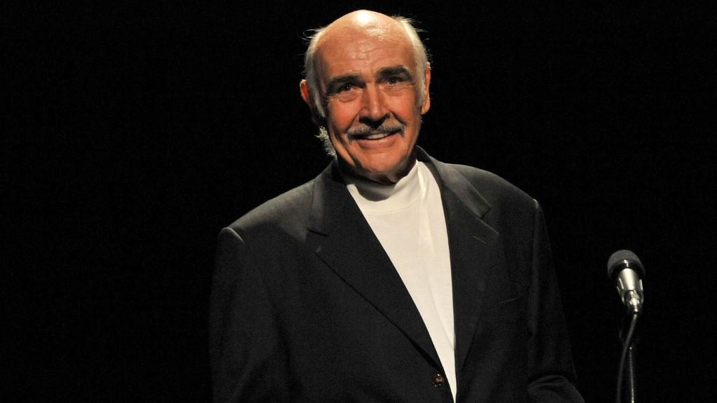 Sean Connery dies at 90