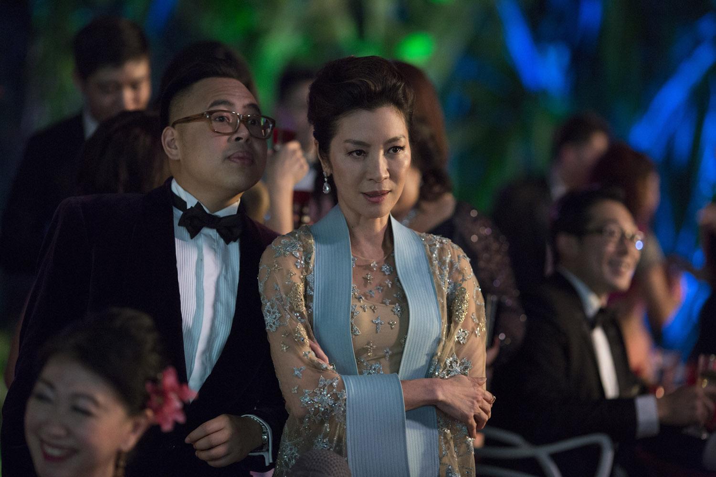 Crazy Rich Asians - Michelle Yeoh