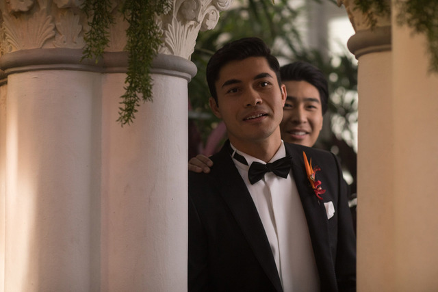 Crazy Rich Asians - Nick Young (Henry Golding)