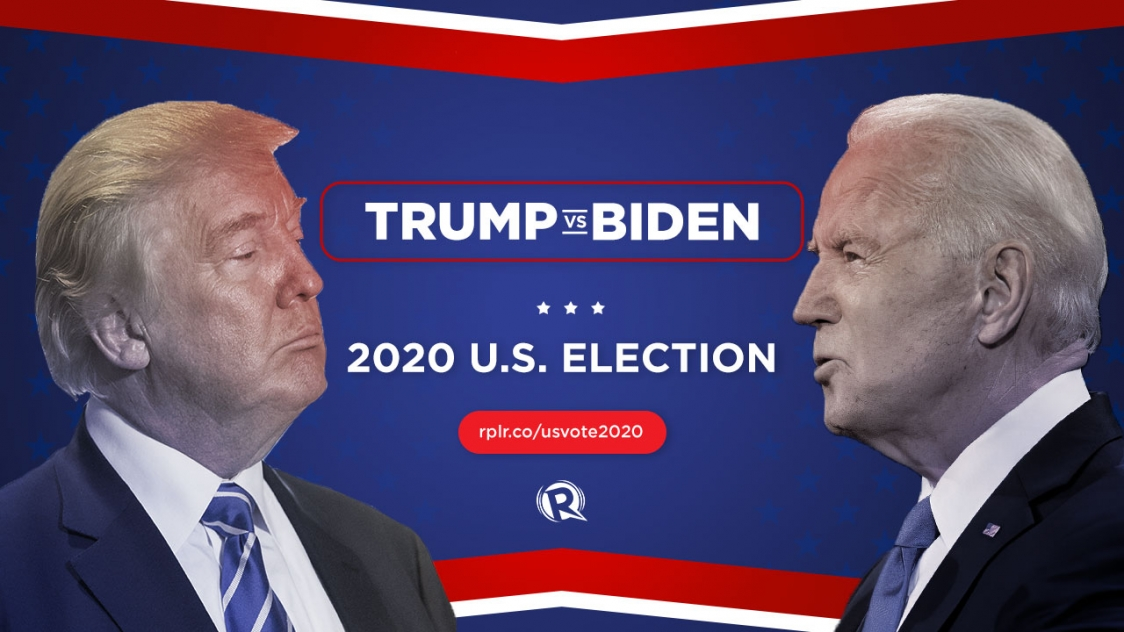 LIVE UPDATES AND RESULTS: Trump vs Biden - US presidential election 2020