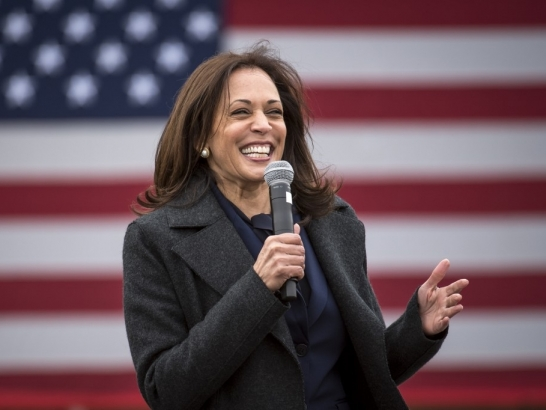 Kamala Harris Is America S First Asian Vice President