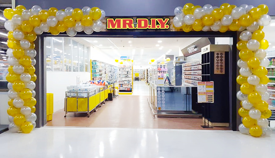 Home Improvement Retailer Mr D I Y Opens Its 100th Store In The Philippines
