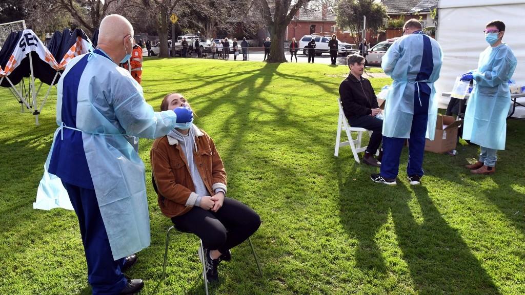 Australia Races To Contain Adelaide Virus Outbreak