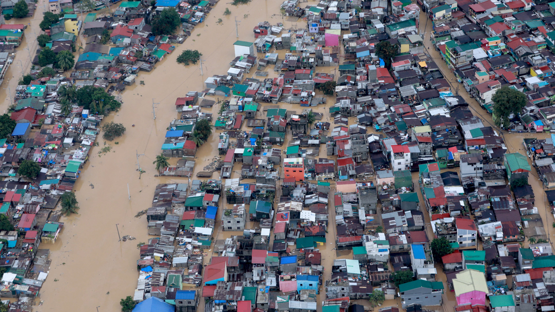 Ulysses leaves at least 13 dead, 20 injured in the Philippines