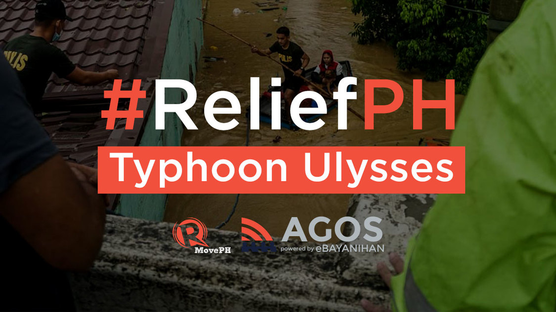 #ReliefPH: Help communities recover from Typhoon Ulysses - Rappler
