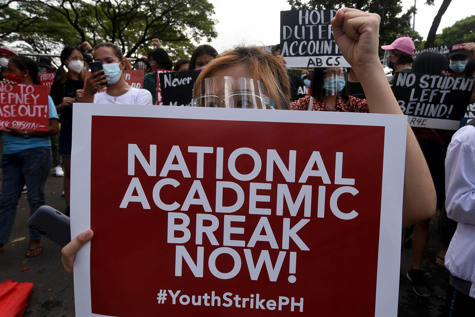 Education protest #YouthStrikePH