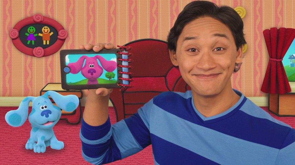 rappler.com - Ruben V. Nepales - [Only IN Hollywood] 'Blues Clues' host Joshua dela Cruz wants Filipino kids to know anything is possible