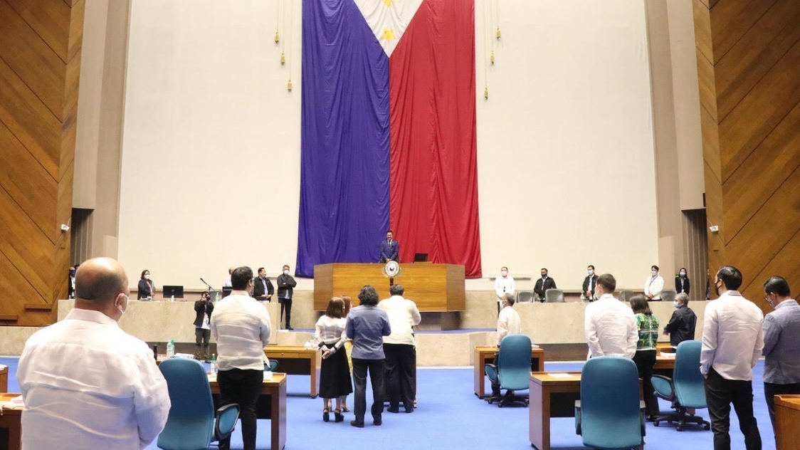 Bayanihan 3 One Step Closer To Final Approval At House