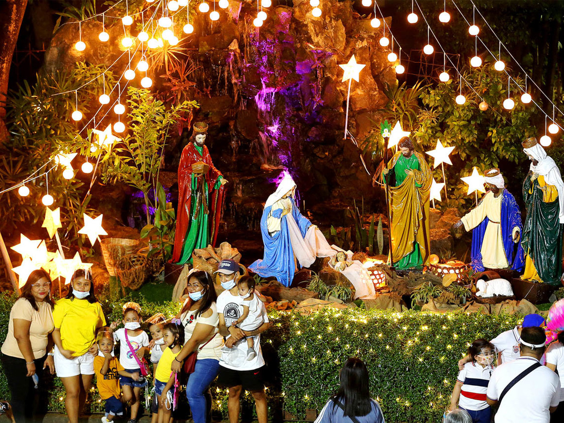 2021 Christmas In The Philippines 91 Of Filipinos Entering 2021 Hopeful Lowest Since 2009 Survey