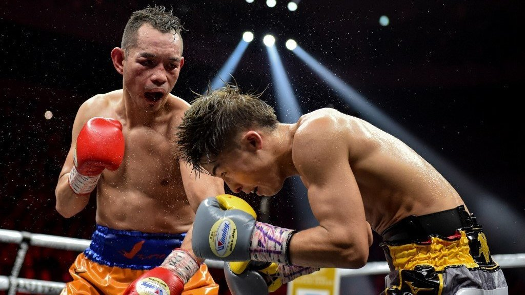 Nonito Donaire Positive For Covid 19 Out Of Title Fight