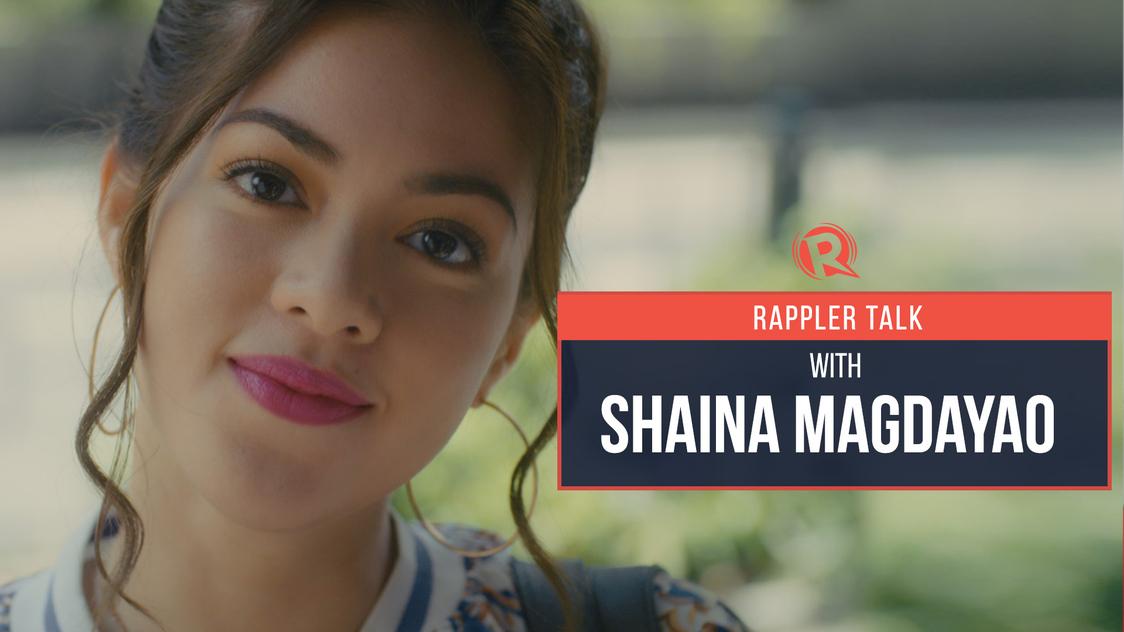 Shaina magdayao latest