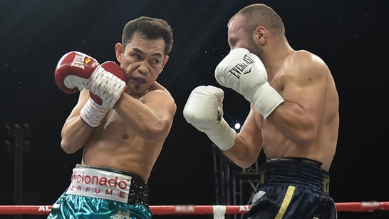Donaire Waits As Oubaali Makes Voluntary Defense
