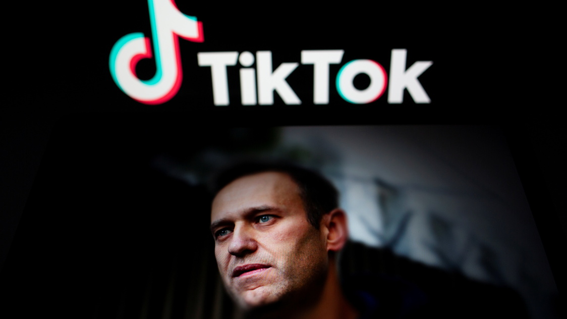 <b>TikTok</b> sees a surge in anti-protest disinformation in Russia thumbnail