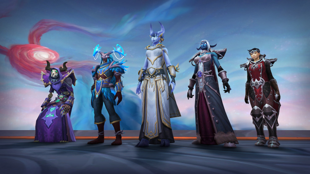 Patch 9.1 for 'World of Warcraft: Shadowlands' is 'Chains of Domination'