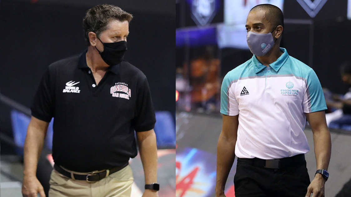 Tim Cone shares Coach of the Bubble award with Topex Robinson