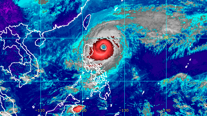 No more areas under Signal No. 2 due to Typhoon Bising - Rappler