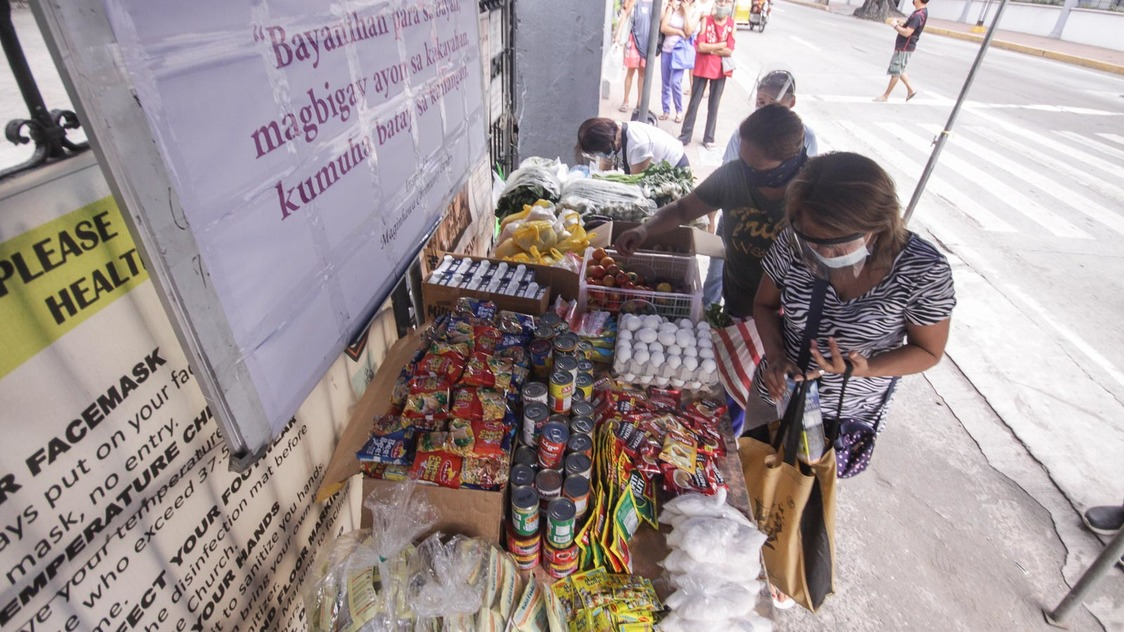 House probe called vs red-tagging of community pantries - Rappler