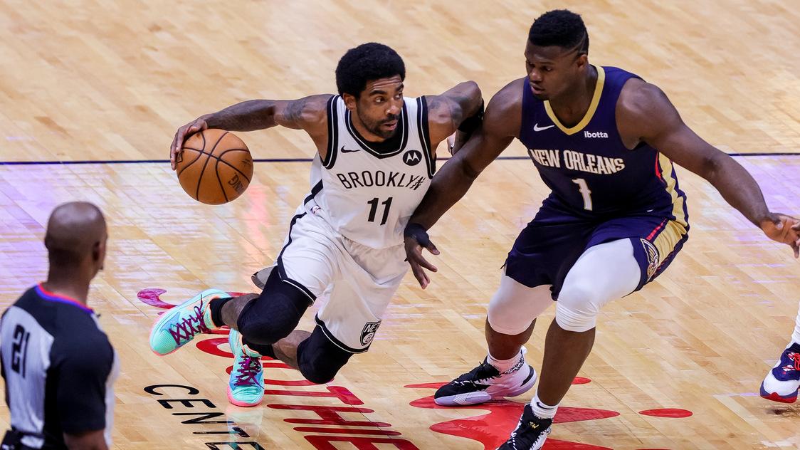 Despite missing stars, Nets take down Pelicans