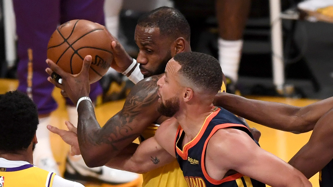 Expect fireworks as Lakers and Warriors open NBA 75