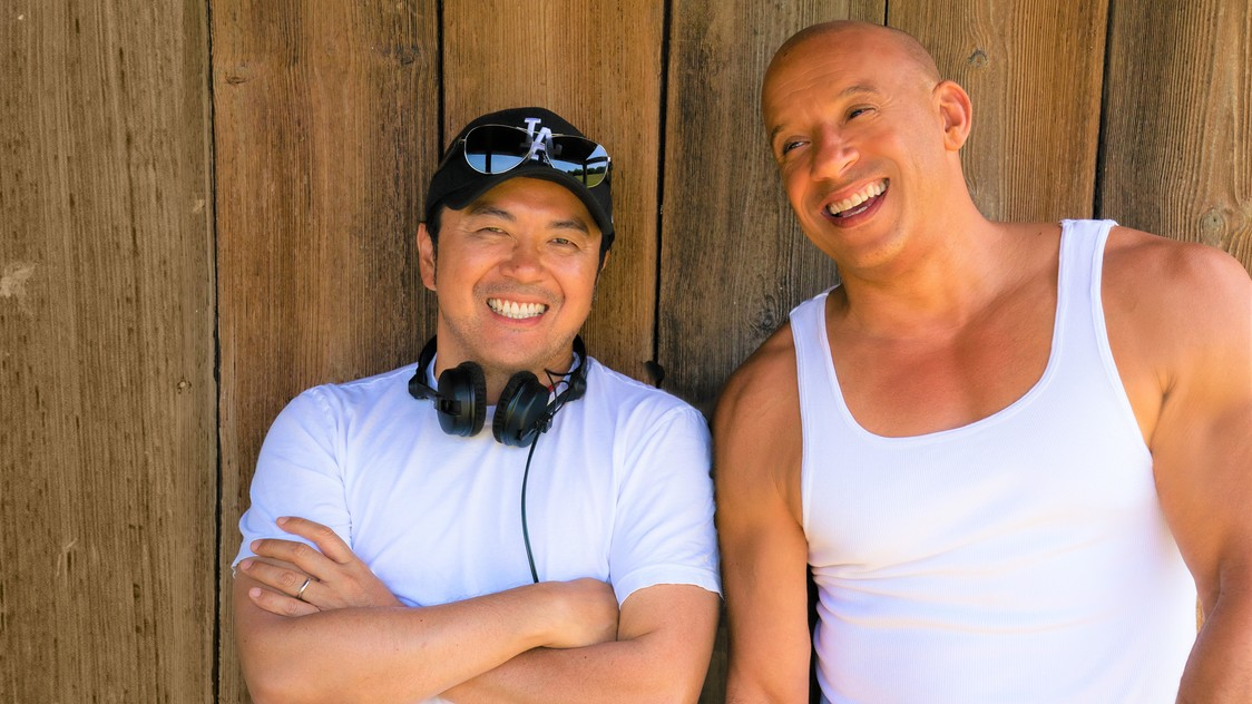 [Only IN Hollywood] Justin Lin already preparing final 2 'Fast & Furious' films
